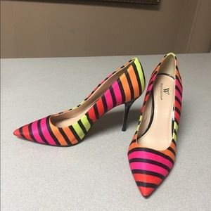 Worthington women's rainbow shoes